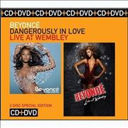 Click here for more info about 'Beyoncé Knowles - Dangerously In Love / Live At Wembley'