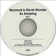 Click here for more info about 'Beyoncé Knowles - So Amazing'