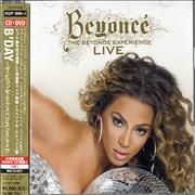 Click here for more info about 'Beyoncé Knowles - The Beyonce Experience: Live'