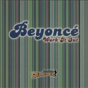 Click here for more info about 'Beyoncé Knowles - Work It Out'