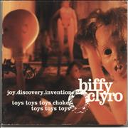 Click here for more info about 'Biffy Clyro - Joy Discovery Invention'