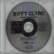 Click here for more info about 'Biffy Clyro - Many Of Horror'