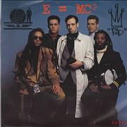 Click here for more info about 'Big Audio Dynamite - E=mc2'