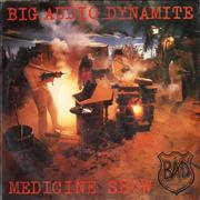Click here for more info about 'Big Audio Dynamite - Medicine Show'
