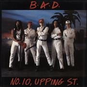 Click here for more info about 'Big Audio Dynamite - No. 10, Upping St. + B.A.D. Times Issue 1'
