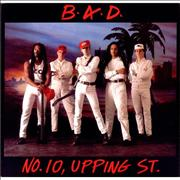 Click here for more info about 'Big Audio Dynamite - No. 10, Upping St.'