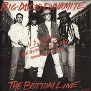 Click here for more info about 'Big Audio Dynamite - The Bottom Line'