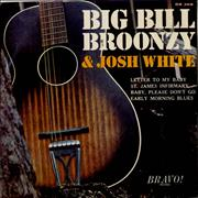 Click here for more info about 'Big Bill Broonzy - Big Bill Broonzy & Josh White EP'