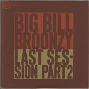 Click here for more info about 'Big Bill Broonzy - Last Session Part 2 - EX'