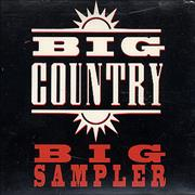 Click here for more info about 'Big Country - Big Sampler'