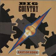 Click here for more info about 'Big Country - East Of Eden - Solid'