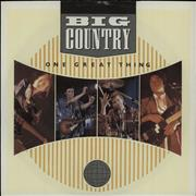 Click here for more info about 'Big Country - One Great Thing'