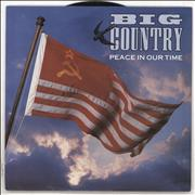 Click here for more info about 'Big Country - Peace In Our Time'