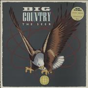 Click here for more info about 'Big Country - The Seer - Stickered sleeve'