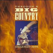 Click here for more info about 'Big Country - Through A Big Country - EX'