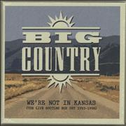 Click here for more info about 'Big Country - We're Not In Kansas (The Live Bootleg Box Set 1993-1998) - Sealed'