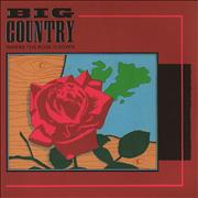 Click here for more info about 'Big Country - Where The Rose Is Sown - Solid'