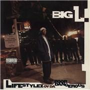Click here for more info about 'Big L - Lifestylez Ov Da Poor & Dangerous - 1st'
