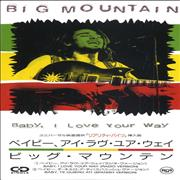 Click here for more info about 'Big Mountain - Baby, I Love Your Way'