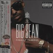 Click here for more info about 'Big Sean - Finally Famous (Deluxe Edition) + Obi'