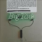 Click here for more info about 'Big Talk - Big Talk'