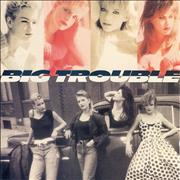 Click here for more info about 'Big Trouble (80s) - Big Trouble'