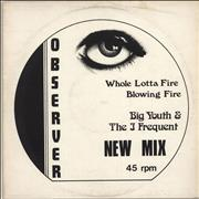 Click here for more info about 'Big Youth - Whole Lotta Fire - Blowing Fire'