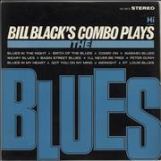 Click here for more info about 'Bill Black's Combo - Bill Black's Combo Plays The Blues'