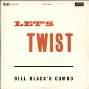 Click here for more info about 'Bill Black's Combo - Let's Twist'