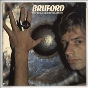 Click here for more info about 'Bill Bruford - Feels Good To Me - EX'