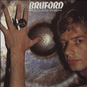 Click here for more info about 'Bill Bruford - Feels Good To Me - Paper Sleeve Collection'