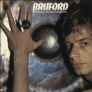 Click here for more info about 'Bill Bruford - Feels Good To Me'