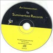 Click here for more info about 'Bill Bruford - Introduction To Summerfold'