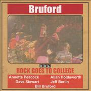 Click here for more info about 'Bill Bruford - Rock Goes To College'