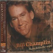 Click here for more info about 'Bill Champlin - Burn Down The Night - Sealed'