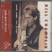 Click here for more info about 'Bill Champlin - Burn Down The Night'