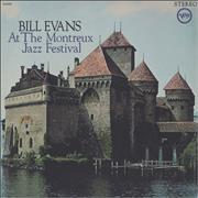 Click here for more info about 'Bill Evans (Piano) - At The Montreux Jazz Festival - 180gm'