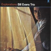 Click here for more info about 'Bill Evans (Piano) - Explorations - 180gram Vinyl'