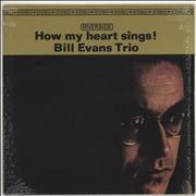 Click here for more info about 'Bill Evans (Piano) - How My Heart Sings! + Shrink'