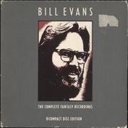 Click here for more info about 'Bill Evans (Piano) - The Complete Fantasy Recordings'