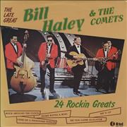 Click here for more info about 'Bill Haley & The Comets - 24 Rockin Greats'