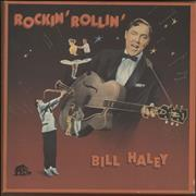 Click here for more info about 'Bill Haley & The Comets - Rockin' Rollin''