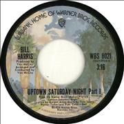 Click here for more info about 'Bill Harris (Soul) - Uptown Saturday Night'