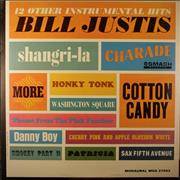 Bill Justis 12 Other Instrumental Hits USA vinyl LP