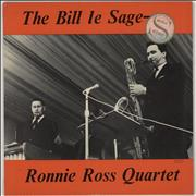 Click here for more info about 'Bill Le Sage & Ronnie Ross - The Bill Le Sage-Ronnie Ross Quartet'