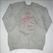 Click here for more info about 'Bill Nelson - Cocteau Sweatshirt - Grey'