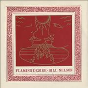 Click here for more info about 'Bill Nelson - Flaming Desire'
