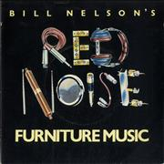 Click here for more info about 'Bill Nelson - Furniture Music - Red Vinyl + p/s'