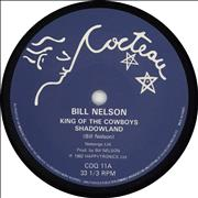 Click here for more info about 'Bill Nelson - King Of The Cowboys'