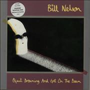 Click here for more info about 'Bill Nelson - Quit Dreaming And Get On The Beam + Sounding The Ritual Echo'